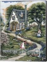 Sisters Cottage Fine-Art Print