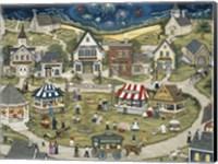 Liberty Village Celebration Fine-Art Print