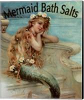 Mermaid Bathsalts Fine-Art Print