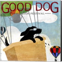 Good Dog Balloon Festival Fine-Art Print