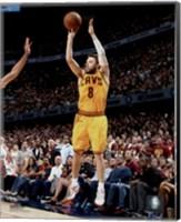 Matthew Dellavedova Game 3 of the 2015 NBA Finals Fine-Art Print