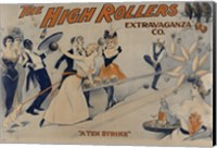 The High Rollers Extravaganza Co. Fine-Art Print