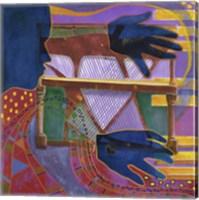 Piano I (X-Ray) Fine-Art Print