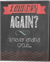 Laundry Again Fine-Art Print