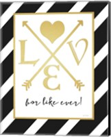 Faux Gold For Like Ever Fine-Art Print