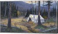 Base Camp Fine-Art Print