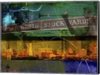 Ft. Worth Collage Fine-Art Print