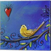 Song Bird III Fine-Art Print