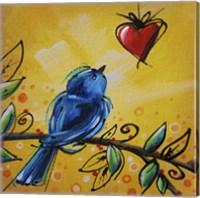 Song Bird IV Fine-Art Print