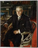 Alfred Beurdely, 1906 Fine-Art Print