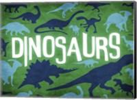 Dinosaurs Two Fine-Art Print