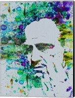 Godfather Watercolor Fine-Art Print