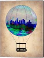 Los Angeles Air Balloon Fine-Art Print