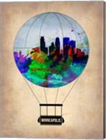 Minneapolis Air Balloon Fine-Art Print