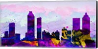 Atlanta City Skyline Fine-Art Print