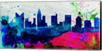Columbus City Skyline Fine-Art Print
