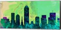 Indianapolis City Skyline Fine-Art Print