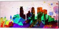 Minneapolis City Skyline Fine-Art Print