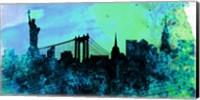 New York City Skyline Fine-Art Print
