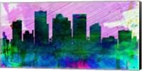 Phoenix City Skyline Fine-Art Print
