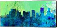 Portland City Skyline Fine-Art Print