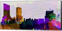 Grand Rapids City Skyline Fine-Art Print