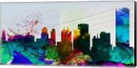 Buffalo City Skyline Fine-Art Print
