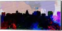 Madison City Skyline Fine-Art Print