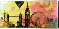 London City Skyline Fine-Art Print