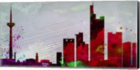 Frankfurt City Skyline Fine-Art Print