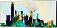 Hong Kong City Skyline Fine-Art Print