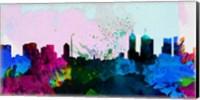 Melbourne City Skyline Fine-Art Print