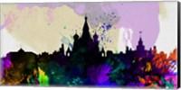 Moscow City Skyline Fine-Art Print