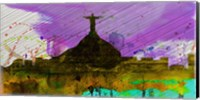 Rio City Skyline Fine-Art Print