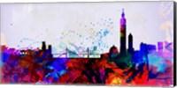 Taipei City Skyline Fine-Art Print