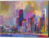 Chicago 4 Fine-Art Print