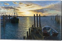 Westport Harbor, Ma Fine-Art Print