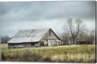 An Old Gray Barn Fine-Art Print