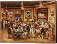 Western Saloon Fine-Art Print