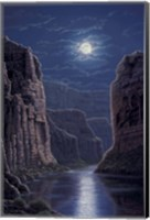 Moonlit Pass Fine-Art Print