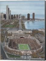 Chicago's Soldier Field Fine-Art Print