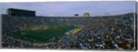 Notre Dame Stadium, South Bend, Indiana Fine-Art Print