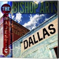 Bishop Art - Dallas Fine-Art Print
