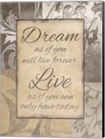 Dream Live Fine-Art Print