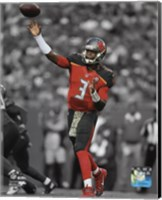 Jameis Winston 2015 Spotlight Action Fine-Art Print