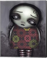 Zombie Girl Fine-Art Print