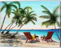 Tropical Vacation Fine-Art Print