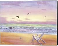 Beach Colors Fine-Art Print