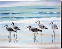 5 Birds Fine-Art Print