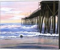 Early Morning Pier Fine-Art Print